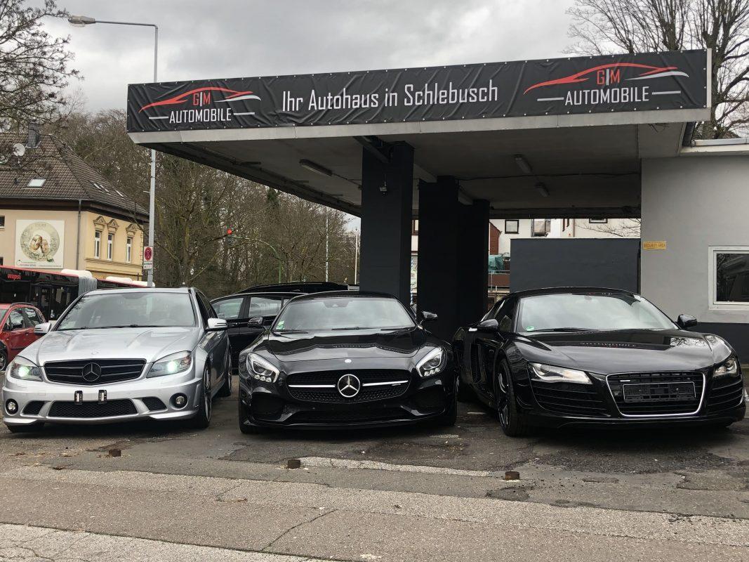 Fahrzeugvermittlung bei GM automobile in Leverkusen